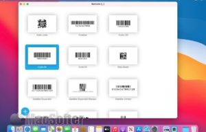 [Mac] Appsforlife Barcode : Mac二维码制作生成工具