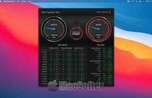 [Mac] Blackmagic Disk Speed Test : 硬盘读写速度测试工具