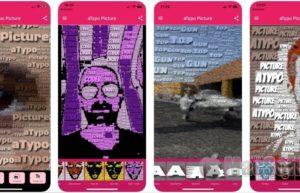 [iPhone/iPad限免] aTypo Picture :将照片文字艺术特效照片