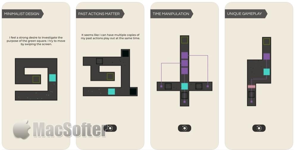 [iPhone/iPad限免] The Chronos Principle :回合制益智解谜游戏