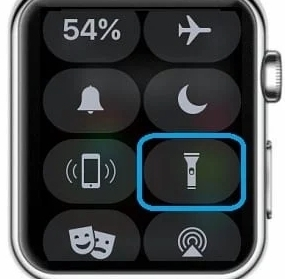 用Apple Watch当手电筒照明(含图文视频教程)