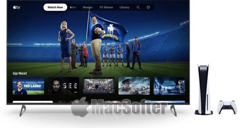 PlayStation 5用户可免费观看Apple TV+ 戏剧六个月
