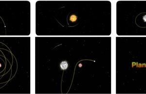 [iPhone/iPad限免] 天体重力 :物理重力控制模拟游戏