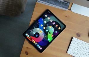 爆料称iPad Air 5将搭载A15处理器、双摄四喇叭