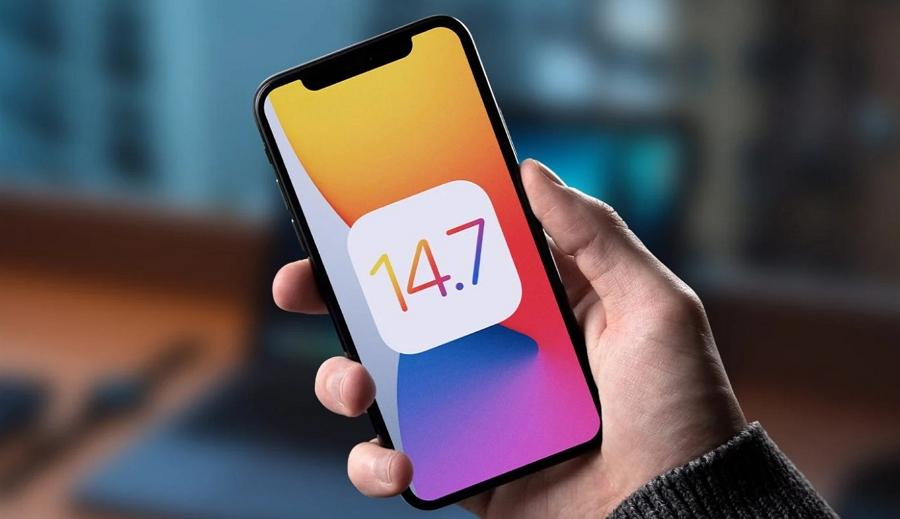 苹果停止验证iOS 14.7:阻止从iOS 14.7.1降级