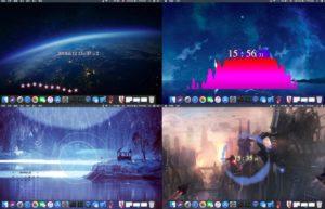 iWall :Mac上强大的动态桌面软件