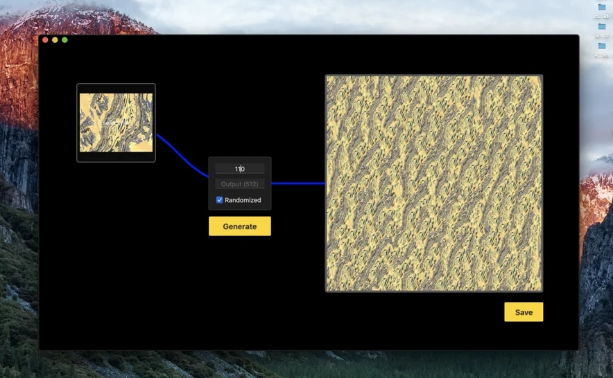 [Mac] Texture Maker :高分辨率纹理图制作工具