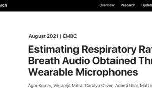 AirPods 新技能 : 可用于监测用户呼吸频率