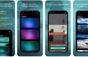 [Mac/iPhone/iPad限免] Virtual Backgrounds :用于视频聊天的虚拟背景软件