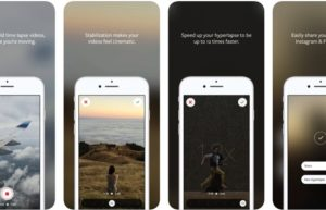 [iPhone/iPad限免] Hyperlapse :简单稳定好用的相机软件