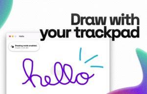 [Mac] Magic - Drawing app :把MacBook触控板变成Wacom绘图板