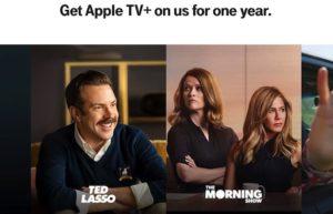 T-Mobile为用户提供一年免费Apple TV+ 戏剧服务