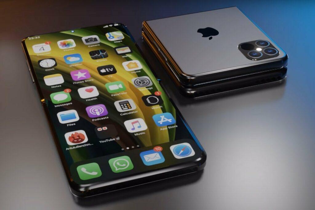 韩媒称苹果首款折叠式iPhone将于2023推出