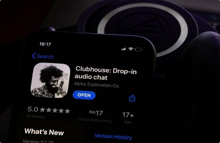 Clubhouse为iOS用户提供空间音频:就像面对面聊天