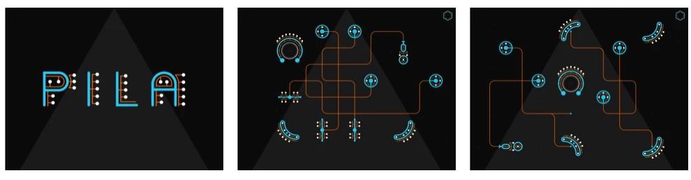 [iPhone/iPad限免] -PILA- :结合了物理和时间的益智游戏