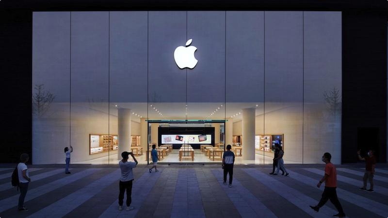 Apple长沙店将于9月4日上午10点正式开幕