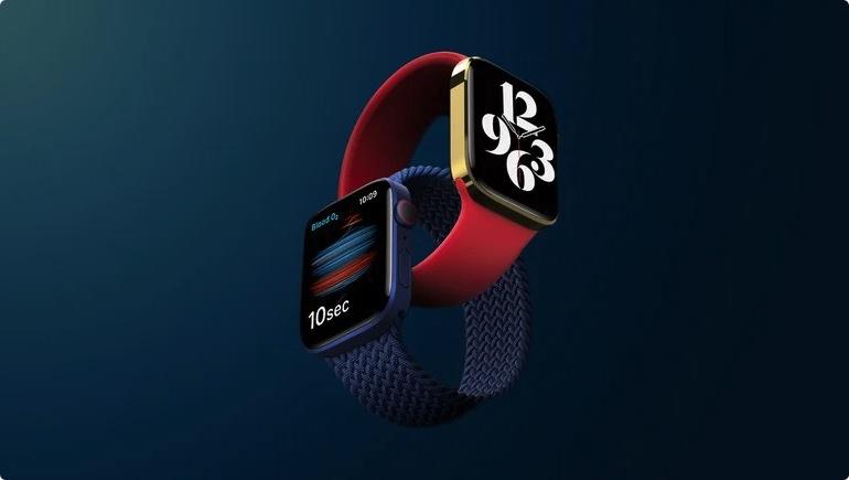 Apple Watch Series 7延迟到9月底开始批量生产