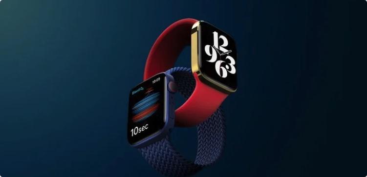 Apple Watch S7 全新设计+窄边框:增加16%显示优势