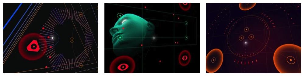 [iPhone/iPad限免] Nightgate :未来世界的立体空间解谜游戏