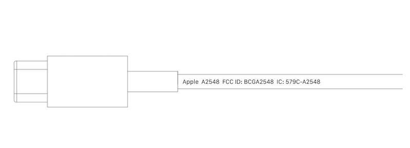 FCC 资料库出现新MagSafe充电器