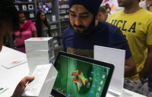 今年iPhone在印度的销量预计将增长50%以上