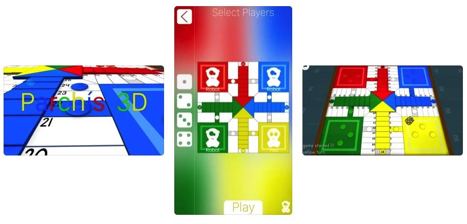 [iPhone/iPad限免] Ludo :3D版飞行棋游戏