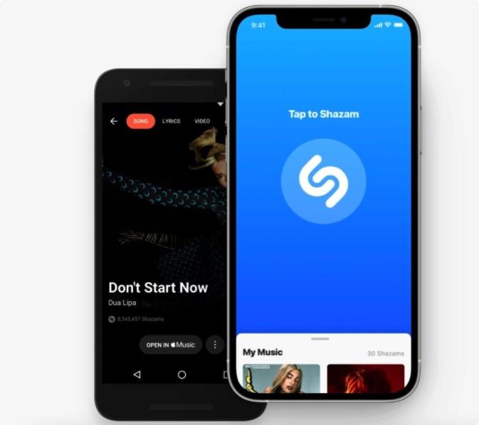 自从加入iOS控制中心后:Shazam使用突破10亿次