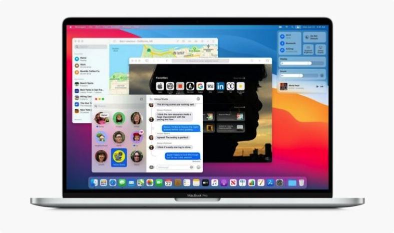 macOS Big Sur 11.6推出:修复安全问题