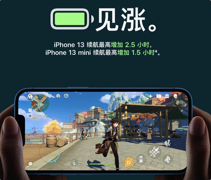 iPhone 13 mini续航力测试竟有一项胜iPhone 12 Pro Max