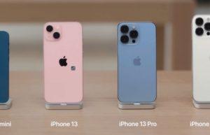 Apple分享iPhone 13、iPhone 13 Pro 详细介绍视频