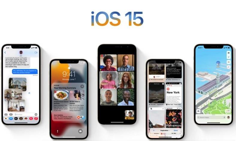 iOS 15/iPadOS 15 IPSW正式版高速下载链接
