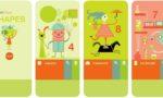 [iPhone/iPad限免] PrestoBingo Shapes :儿童形状认知学习软件