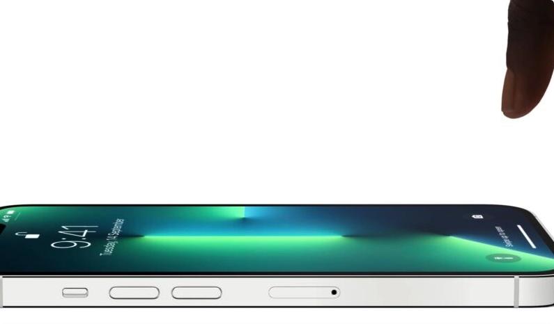 iPhone 13 Pro 120Hz高刷有限制:第三方应用最高只能用60Hz