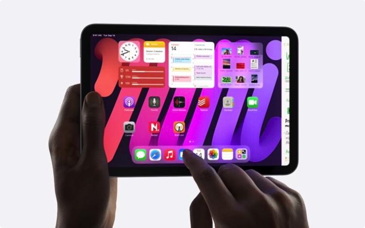 苹果回应iPad mini 6屏幕果冻屏问题:正常不予维修或退换