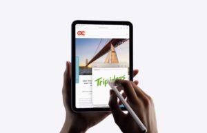 全新设计iPad mini 6登场:8.3寸屏幕配电源键Touch ID