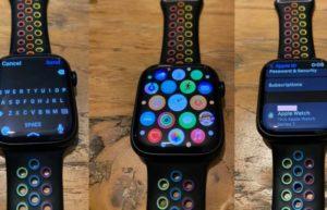 Apple Watch Series 7真机实物照曝光