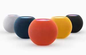 HomePod mini 推出不同颜色版本