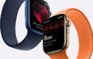 爆料称Applele Watch Series 7下周预售