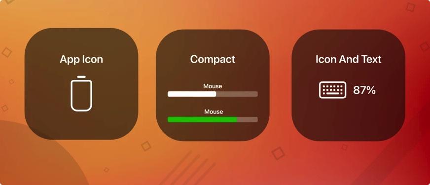 [Mac] Magic Battery :蓝牙外设电量监控工具