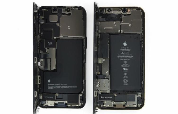 iPhone 13 Pro成本较上一代iPhone 12 Pro仅高22美元
