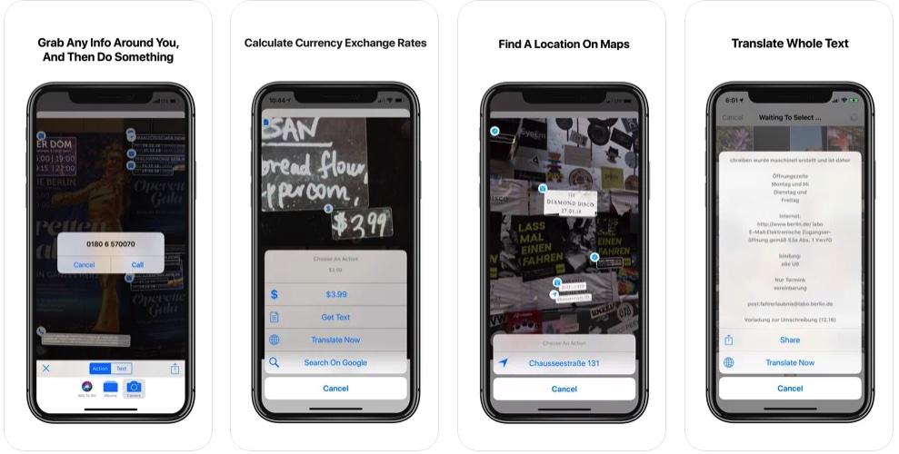 [iPhone/iPad限免] MemoCam :OCR相机扫描仪工具