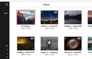 [Mac] Pixave :图片及素材管理工具