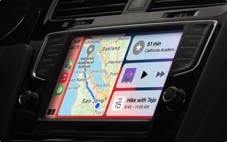 苹果计划扩展CarPlay控制汽车空调、座椅等功能
