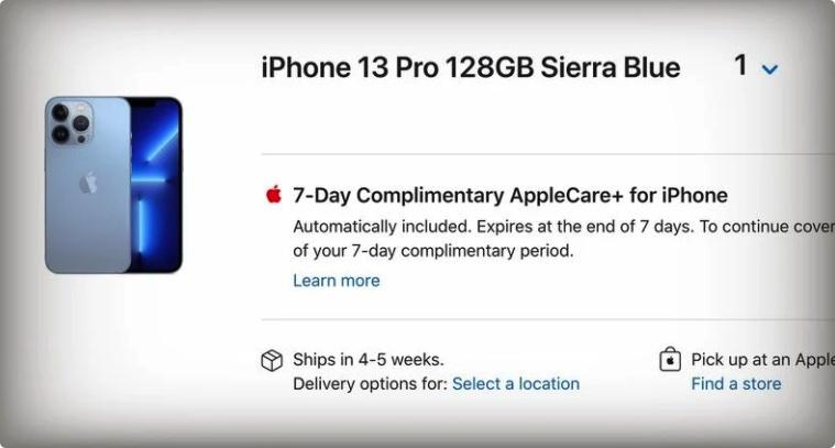 澳大利亚购买苹果产品能免费获得7天AppleCare+服务计划