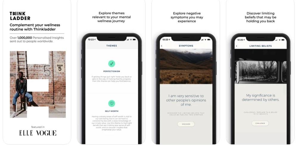 [iPhone/iPad限免] Thinkladder :正念思维引导工具