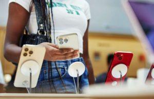 彭博称苹果减产1000万台iPhone 13