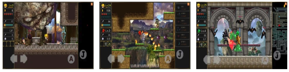 [iPhone/iPad限免] Legend of the Moon :画风复古的RPG游戏
