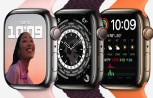 Apple Watch Series 7充电时间实测数据来了:45分钟可充80%