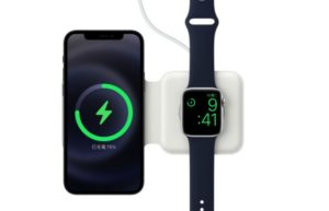 MagSafe Duo不支持Apple Watch Series 7快充
